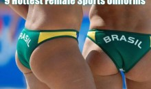 9 Hottest Female Sports Uniforms