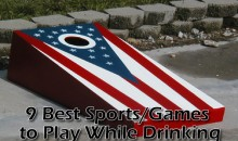 9 Best Sports/Games to Play While Drinking