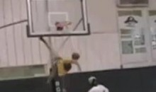 Dunk FAIL! Spinal Cord Injury? (Video)