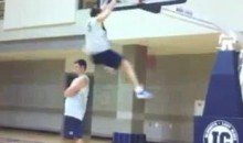 Jacob Tucker Has A 50-Inch Vertical And A Pretty Sick Dunk Video