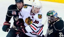 The Stat Line Of The Night — 2/28/11 — Jonathan Toews
