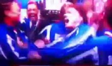 Memphis Cheerleader Shares Her Shameless Celebration With All On National TV (Video)