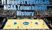 11 Biggest Upsets in NCAA Tournament History