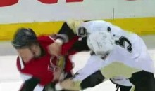 Frozen Fisticuffs Fight Of The Night — Neil vs. Engelland — 3/15/11