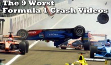The 9 Worst Formula 1 Crash Videos