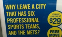 Take That New York Mets! (Pic)