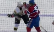Frozen Fisticuffs Fight Of The Night — White vs. Boychuk — 3/7/11