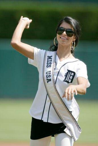 2010 Miss USA Rima Fakih