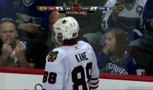 Picture Of The Day: F U Partick Kane!