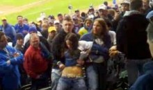 Female Fans Fight During Brewers Game (Video)