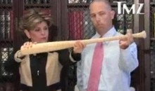 Here Is Gloria Allred's Reenactment Of Roger McDowell's Bat-Jerking Homophobic Tirade (Video)