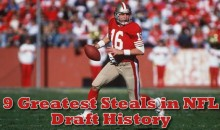 9 Greatest Steals in NFL Draft History