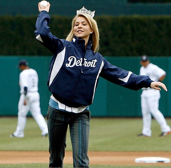 Miss America Kirsten Haglund