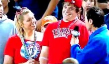 "Rangers ""Fan Of The Game"" Predicts Wedding Will Be ""Worst Day Of His Life"" On Live TV (Video)"