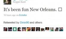 Reggie Bush Tweets Goodbye To New Orleans After Saints Draft Mark Ingram