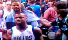 There Is A Towel Thief Among You Mavs Fans (Video)
