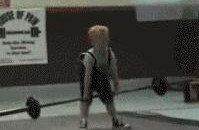 Deadlift Like A Boss (GIF)