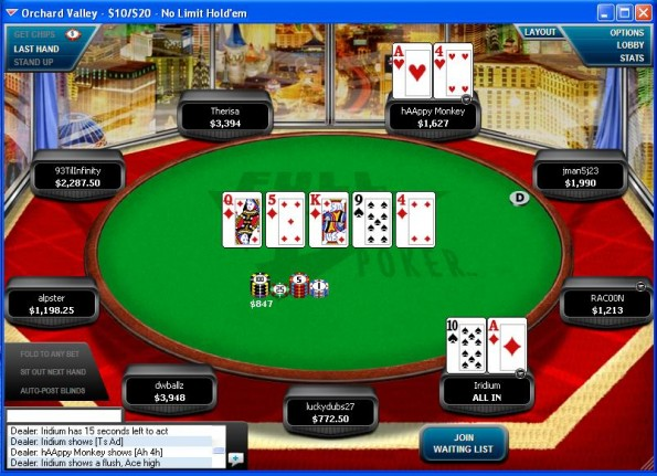 Pokerfraud