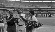 This Day In Sports History (April 8th) — Hank Aaron