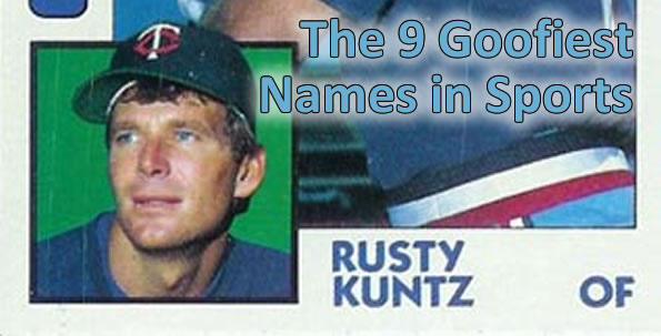 Funniest Names Ever In Sports