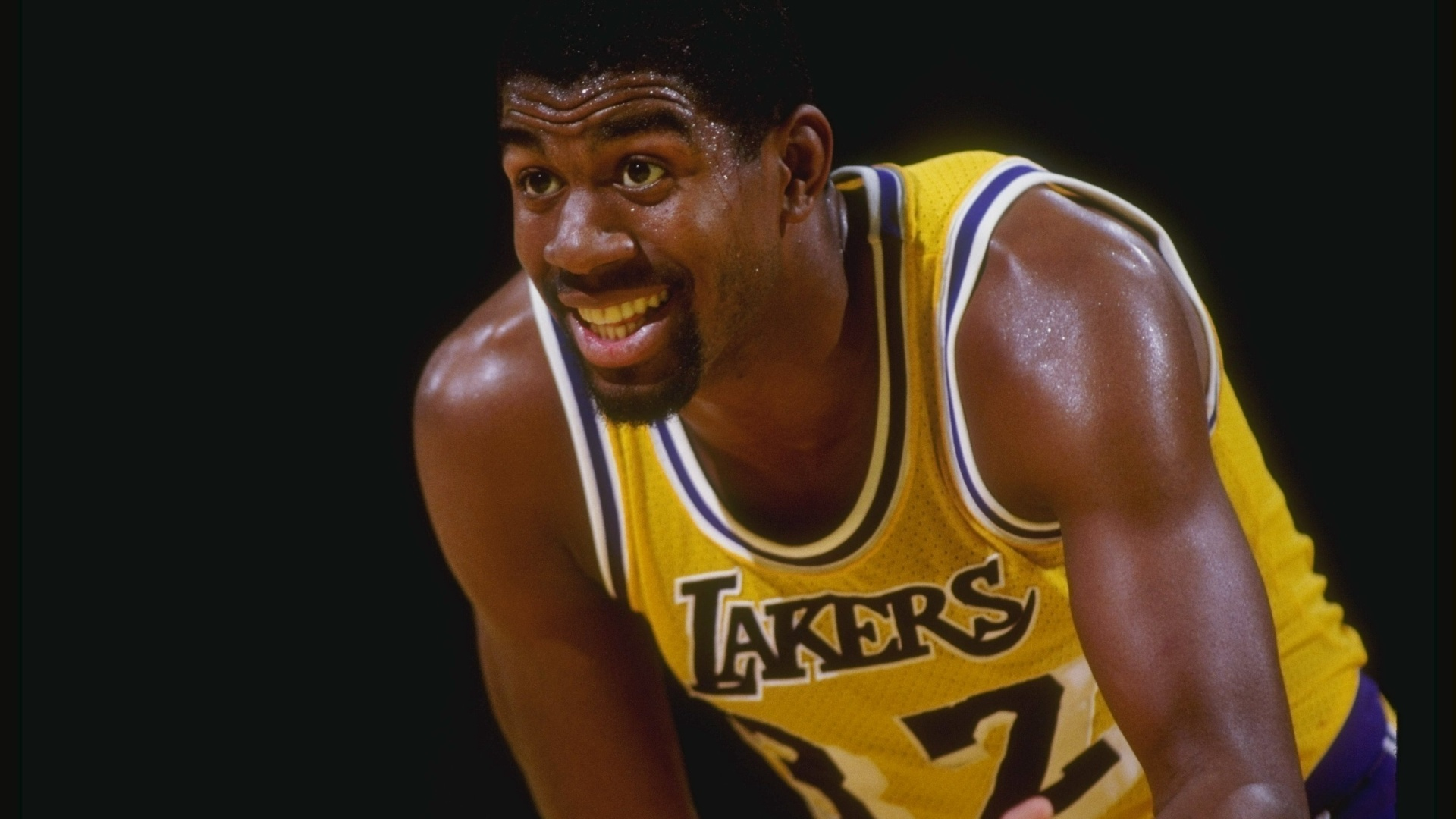 This Day In Sports History (April 15th) -- Magic Johnson