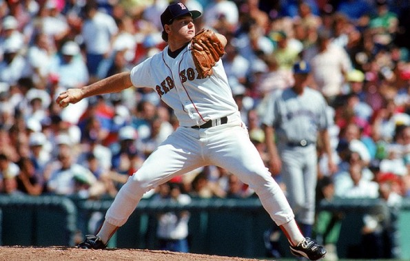 roger clemens strikeout