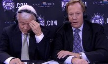 Sacramento Kings Broadcasters Get Choked Up Following Final Game (Video)