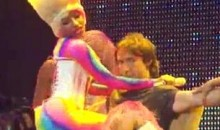 Watch Steve Nash Get A Lap Dance From Nicki Minaj (Video)