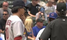 Cards' Kyle Lohse Impersonates Manager Tony La Russa (Video)