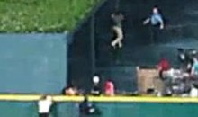 Field Intruder Makes Great Escape At Astros Game (Video)