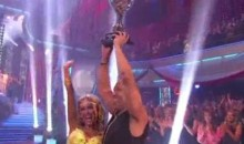 "Hines Ward Makes Up For SuperBowl Loss With ""Dancing With The Stars"" Victory (Video)"