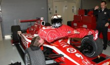 Picture Of The Day: Indy 500 Planking