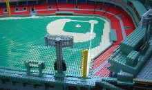 Fenway Park In Lego Form (Pics)