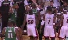 Paul Pierce Gets A Technical Foul For Setting A Pick (Video)