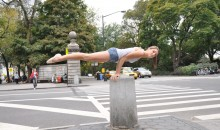 Picture Of The Day: Planking At Its Sexiest