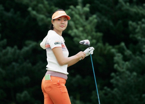12 Sexiest Korean LPGA Golfers