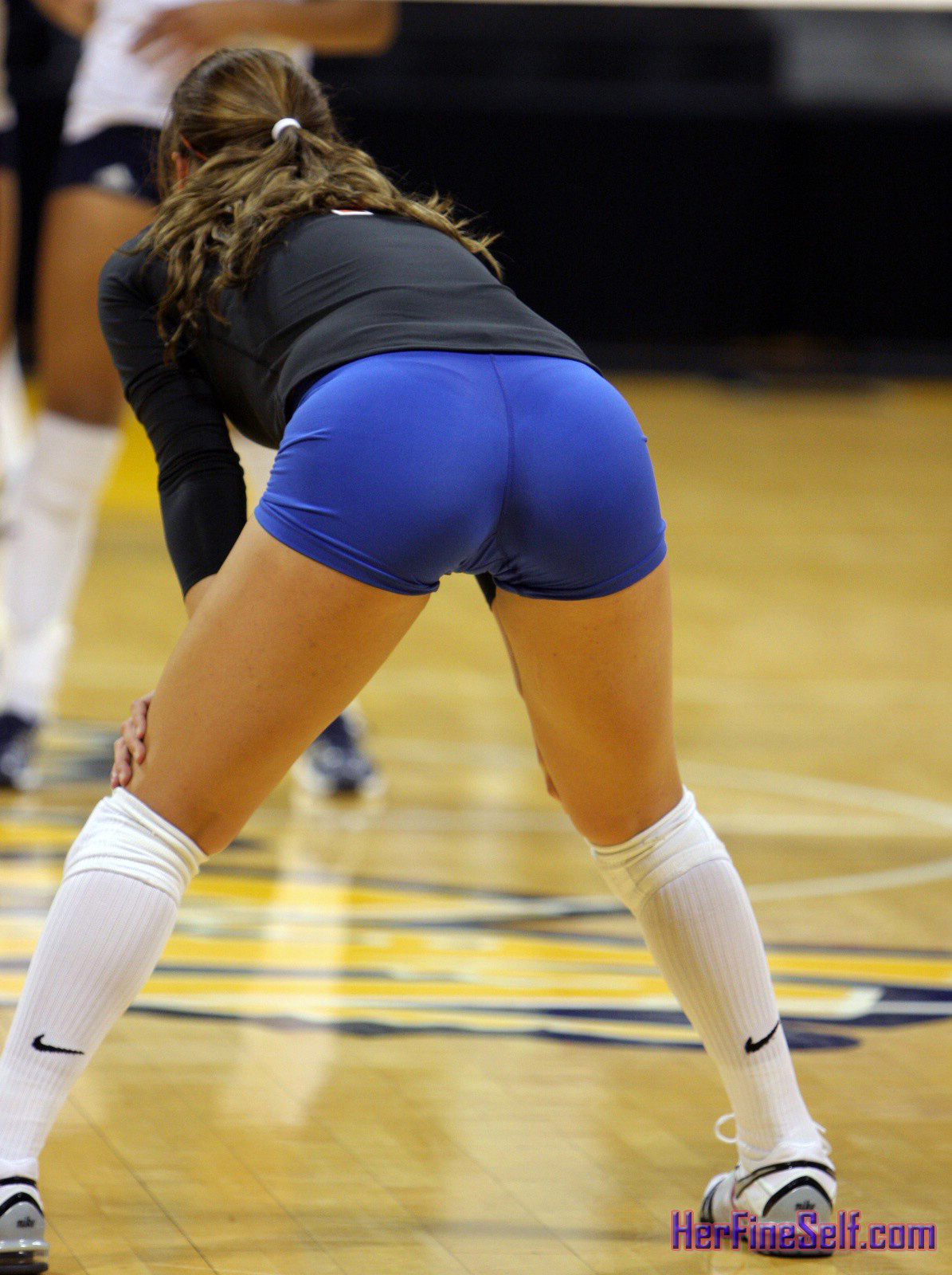 Sexy Spandex Volleyball Bottoms Gallery  Total Pro Sports-3698