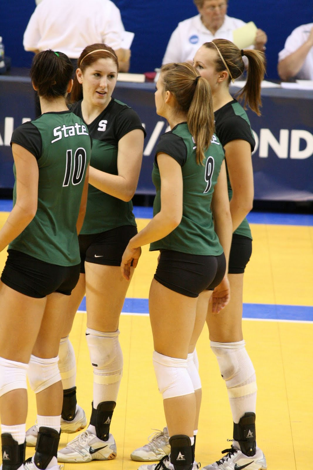 Sexy Spandex Volleyball Bottoms Gallery  Total Pro Sports-6367