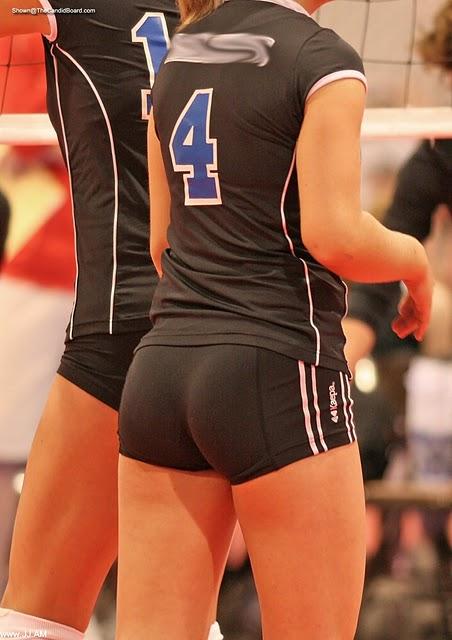 Girls spandex volleyball shorts hot