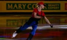 Super Mario Themed Figure Skating Routine Is Actually Pretty Cool (Video)