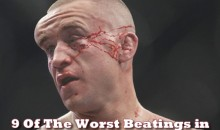 9 Of The Worst Beatings in Boxing/MMA History
