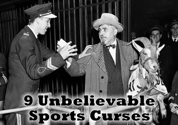 Sports-related curses