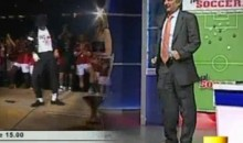 Kevin-Prince Boateng's Moonwalk vs. Tiziano Crudeli's: Who Ya Got? (Videos)