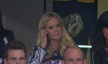 Carrie Underwood Sheds A Tear Following Nashville Loss (Video)