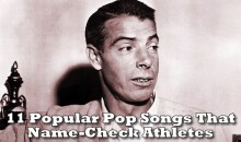 11 Popular Pop Songs That Name-Check Athletes