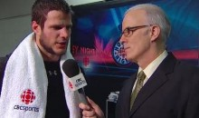 "Kevin Bieksa Wants ""Shots Shots Shots Shots Shots Shots"" (Video)"
