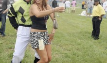 25 Pictures Illustrating The Drunken Mess That Is The Preakness Infield (Gallery)