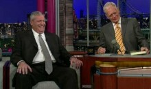 "Rex Ryan Talks About Favre's Dong, Sal Alosi and Bill Belichick On ""The Late Show"" (Video)"