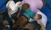 Roy Jones Got Knocked The F*ck Out On Saturday (Video)