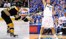 The Stat Line Of The Night — 5/17/11 — Dirk Nowitzki and Tyler Seguin
